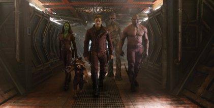 De Guardians of the Galaxy.
