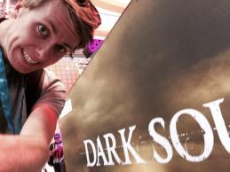 Dark Souls 3 spelen! Selfie's blijven lastig..