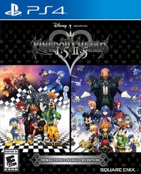 HQ Boxart kingdom hearts